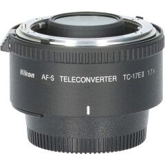 Tweedehands Nikon TC-17E II alleen voor AF-S objectieven CM1629