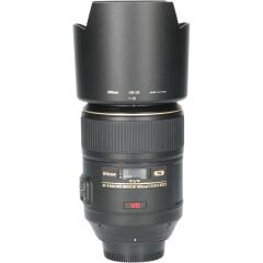 Tweedehands Nikon AF-S 105mm f/2.8G IF ED VR Micro CM4786