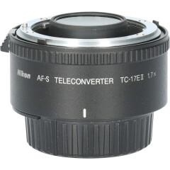 Tweedehands Nikon TC-17E II alleen voor AF-S objectieven CM3601
