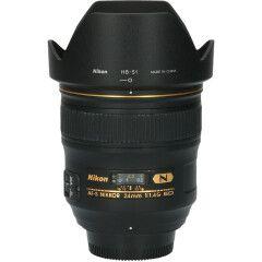 Tweedehands Nikon AF-S 24mm f/1.4G ED CM9523