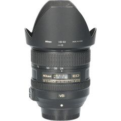 Tweedehands Nikon AF-S 24-85mm f/3.5-4.5 ED VR CM1482