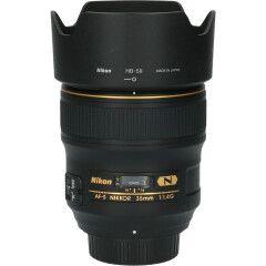 Tweedehands Nikon AF-S 35mm f/1.4G CM9858