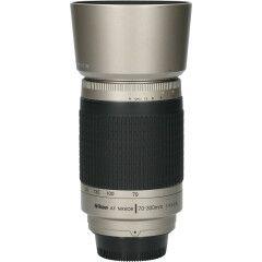 Tweedehands Nikon 70-300mm f/4.0-5.6G AF-D CM9835