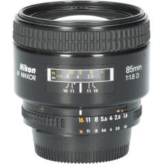 Tweedehands Nikon 85mm f/1.8 AF-D CM3598