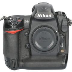 Tweedehands Nikon D3S Body CM5076