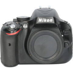 Tweedehands Nikon D5100 Body CM4934