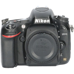 Tweedehands Nikon D600 Body CM4949