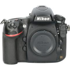 Tweedehands Nikon D800 Body CM3583