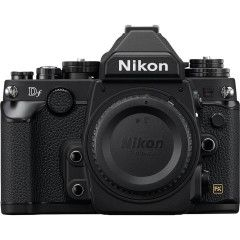 Nikon Df Body Zwart