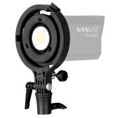 Nanlite Bowens Adapter (for Forza 60)