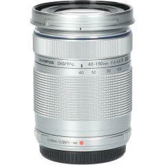 Tweedehands Olympus M.Zuiko Digital ED 40-150mm f/4.0-5.6 R Zilver CM1525