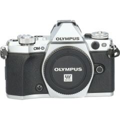 Tweedehands Olympus E-M5 Mark II Body Zilver CM4886