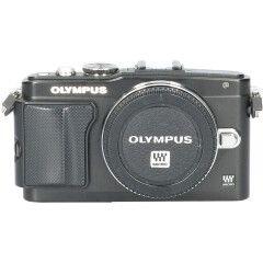 Tweedehands Olympus PEN Lite E-PL5 zwart body CM1520
