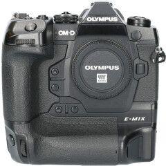 Tweedehands Olympus OM-D E-M1X Body Zwart CM1301