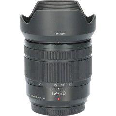 Tweedehands Panasonic 12-60mm f/3.5-5.6 Lumix G Vario CM1528