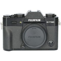 Tweedehands Fujifilm X-T30 Body Black CM1187