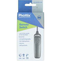 Phottix Afstandbediening voor Nikon - N6