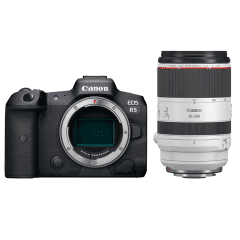 Canon EOS R5 + RF 70-200mm f/2.8L IS USM