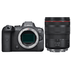 Canon EOS R6 + RF 24-105mm f/4.0L IS USM