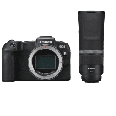 Canon EOS RP + RF 800mm f/11 IS STM