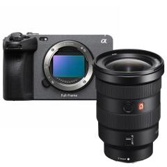 Sony FX3 + FE 16-35mm f/2.8 GM