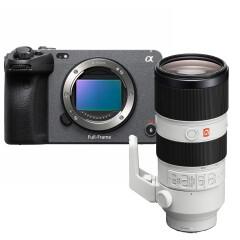 Sony FX3 + FE 70-200mm f/2.8 GM OSS