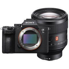 Sony A7 III + 85mm f/1.4