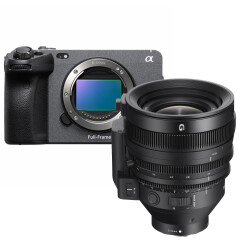 Sony FX3 + FE C 16-35mm T3.1 G