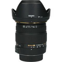 Tweedehands Sigma 17-50mm f/2.8 EX DC OS HSM Nikon CM9877