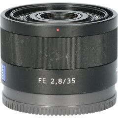 Tweedehands Sony Sonnar T* FE 35mm f/2.8 ZA CM1033