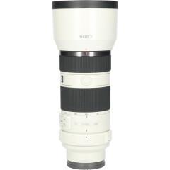 Tweedehands Sony FE 70-200mm f/4.0 G OSS CM3602
