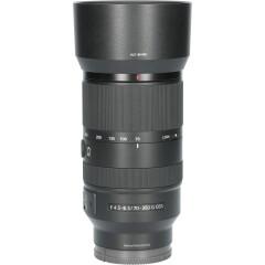 Tweedehands Sony E 70-350mm f/4.5-6.3 G OSS CM5046