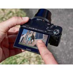 Training Sony compactcamera