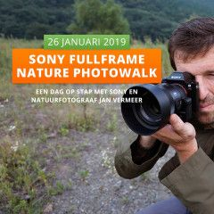 Sony Fullframe Nature Photowalk