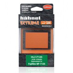 Hahnel HLX-F125 Extreme Battery voor Fujifilm (NP-T125)
