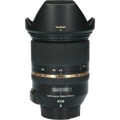 Tweedehands Tamron SP 24-70mm f/2.8 Di VC USD Nikon CM9126