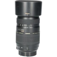 Tweedehands Tamron 70-300mm f/4-5.6 LD Di Macro Nikon CM2536
