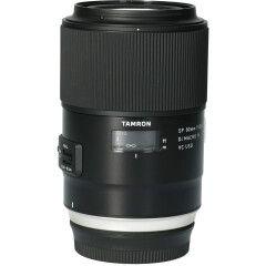 Tweedehands Tamron SP 90mm f/2.8 Macro 1:1 Di VC USD - Canon CM9323