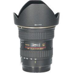 Tweedehands Tokina 12-24mm f/4.0 PRO DX Canon CM1433
