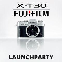 Fujifilm X-T30 Launch party