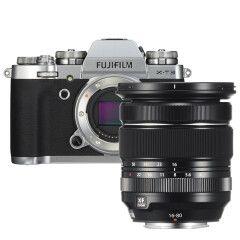 Fujifilm X-T3 Zilver + XF 16-80mm