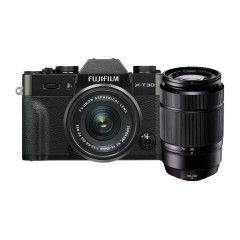Fujifilm X-T30 Black + XC15-45mm + XC50-230mm