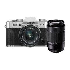 Fujifilm X-T30 Silver + XC15-45mm + XC50-230mm
