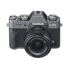Fujifilm X-T30 Charcoal + XC15-45mm /f3.5-5.6 OIS PZ