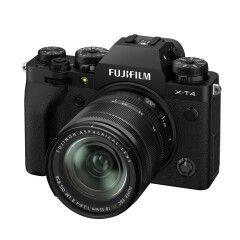 Fujifilm X-T4 Zwart + XF 18-55mm
