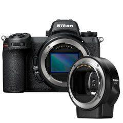 Nikon Z6 II Body + FZT Mount Adapter