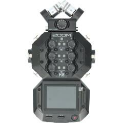 Tweedehands Zoom H8 Handy Recorder CM4104