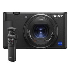 Sony ZV-1 + ECM-W2BT + GP-VPT2BT