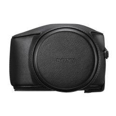 Sony LCJ-RXE Leather case voor RX10/RX10M2 zwart