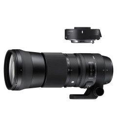 Sigma 150-600mm f/5.0-6.3 DG OS HSM Contemporary Nikon + TC-1401